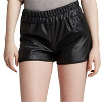 Charles Henry Shorts star black