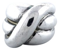 Charles Krypell Charles,Krypell,.925,Sterling,Silver,Crossover,Ring