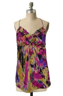Charlotte Russe Colorful Top Multi-Color