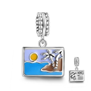 Other Postage Stamp Dangle Charm