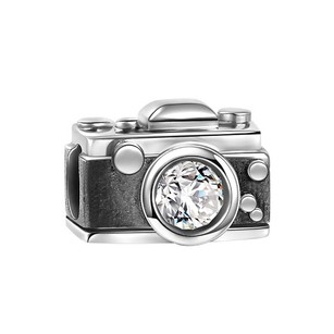 Other Swarovski Crystal Vintage Camera Charm 925 Sterling