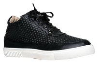 Chase & Chloe Closed-toe Low Black Athletic