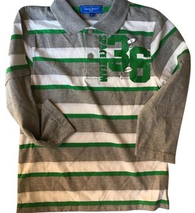 Cherokee Boys Polo Boys 8 Top Green
