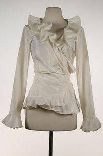 Chetta B. by Sherrie Bloom and Peter Noviello B Womens Top Ivory