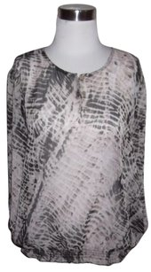 Chico's Chicos Animal Tunic