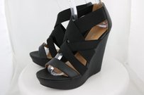 Chinese Laundry Womens Black Sandals