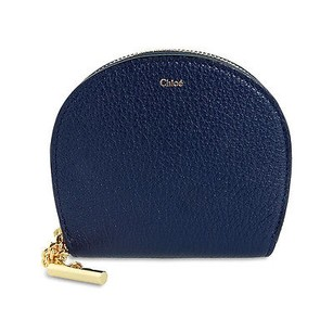 Chlo Chloe Coin Purse Royal Navy Tote