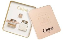 Chloé Chloe Chloe Signature Gift Set Limited Edition - 1 oz Eau de Parfum - 0.17 oz Eau de Parfum - 3.4 oz Perfumed Body Lotion Brand New n Never Opened