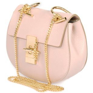 Chloé Chloe Drew Small Calfskin Shoulder Bag