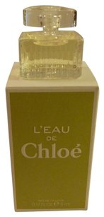 Chloé Chloe L'eau de Chloe Mini .17 edt for Women