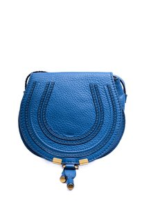 Chloé Leather Gold Hardware Cross Body Bag