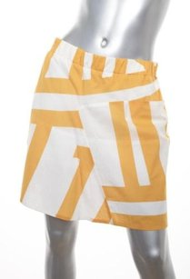 Chlo Chloe Womens Skirt Yellow