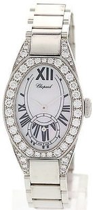 Chopard Ladies Chopard Classic 18k White Gold And Diamonds 137228