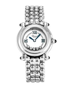 Chopard Happy Sport Diamond Ladies Watch 27/8250-23