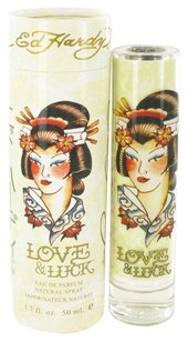 Christian Audigier Love & Luck By Christian Audigier Eau De Parfum Spray 1.7 Oz