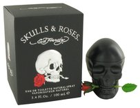 Christian Audigier Skulls & Roses By Christian Audigier Eau De Toilette Spray 3.4 Oz