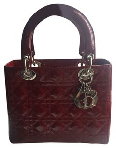 Christian Dior Tote in Red