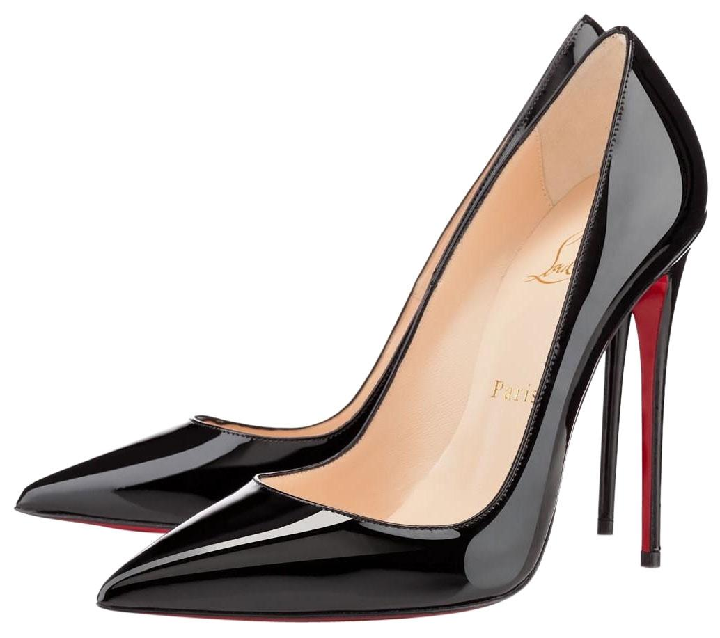 louboutin pigalle black 120