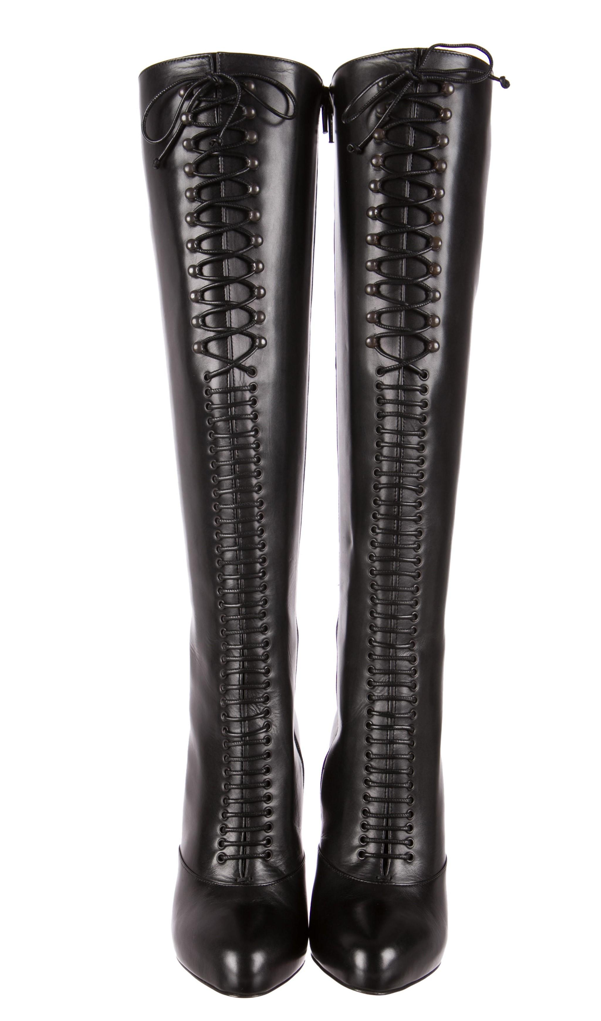 discount christian louboutin thigh high boots