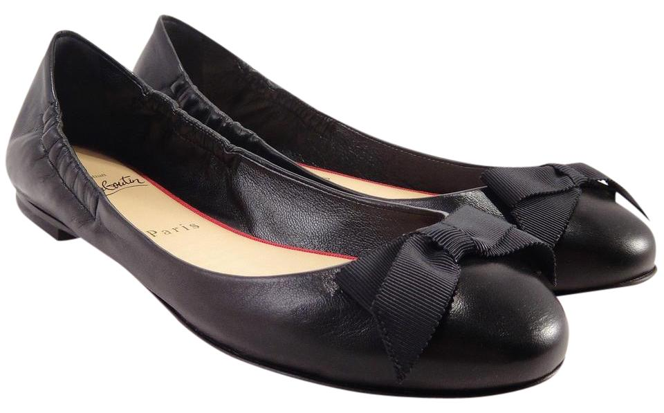 check out 2254d 6575a discount louboutin gloriana flat ff9d7 d336f