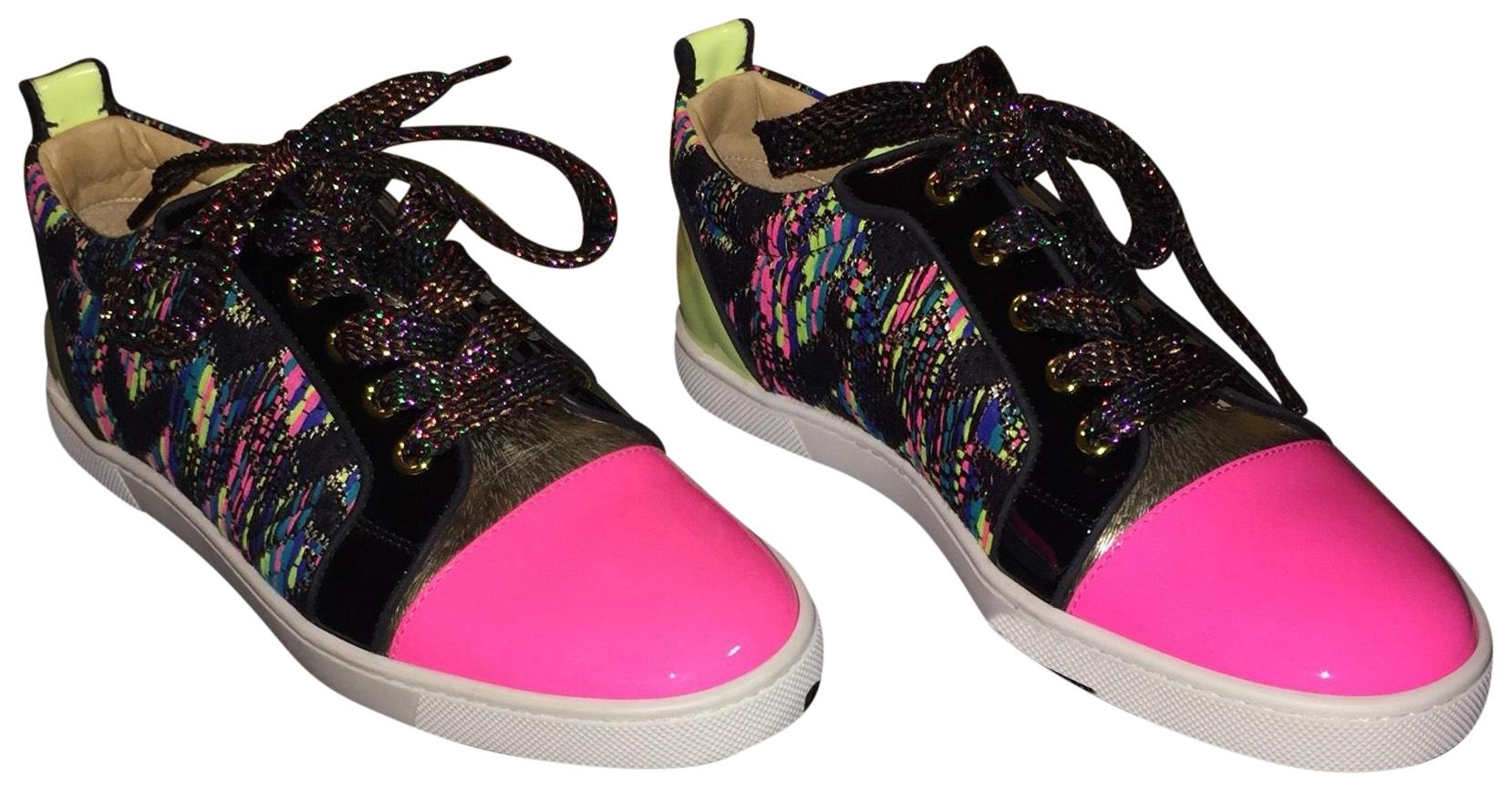 a8759938561f Christian Louboutin Black Gondoliere Flat Sneakers Sneakers Sneakers Size  EU 36 (Approx. US 6