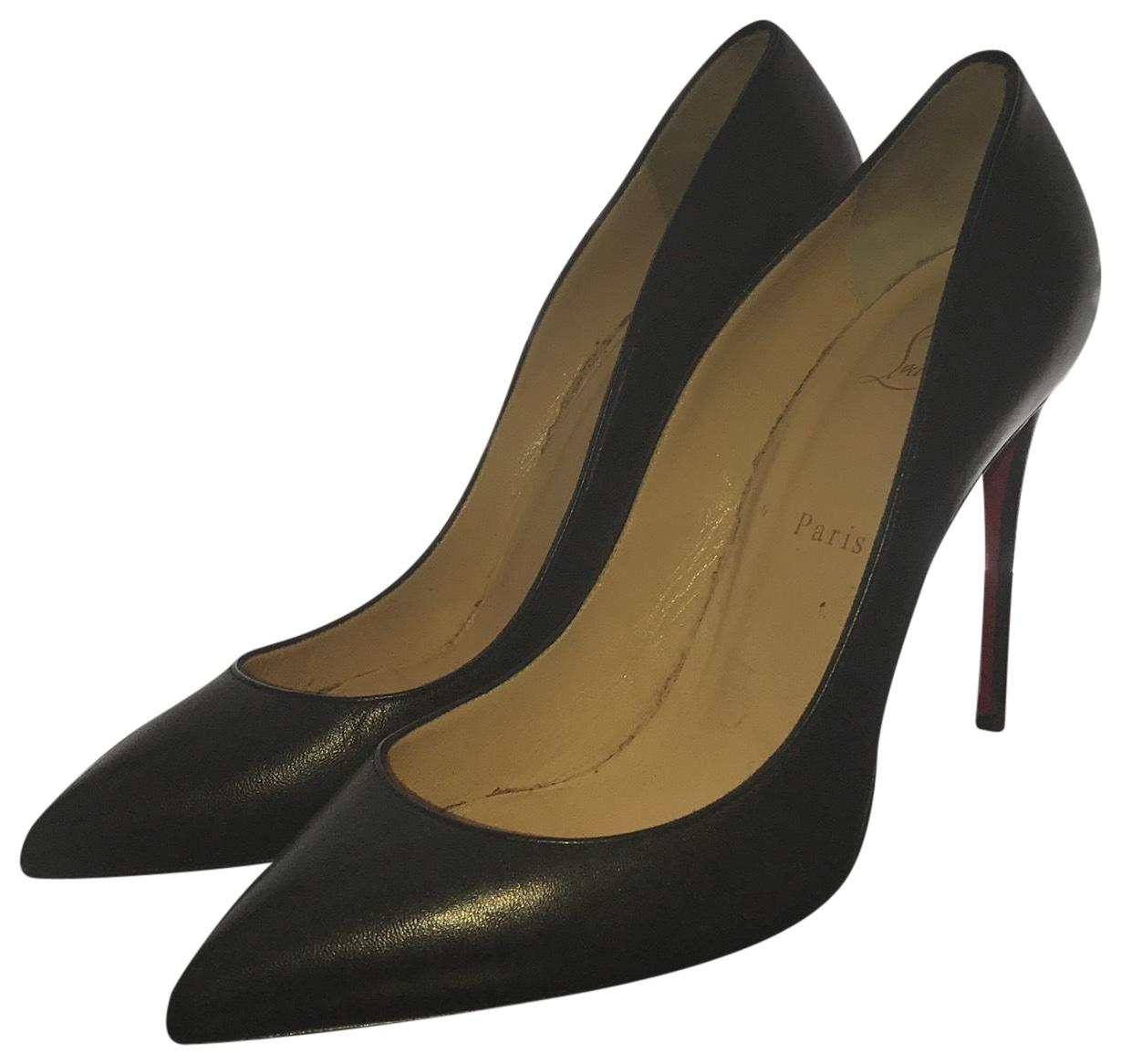 Christian Louboutin Black Pigalle Pumps Size EU 39.5 (Approx. US 9.5) Regular (M, B)