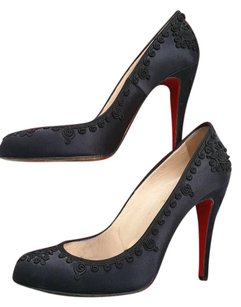 Christian Louboutin Louboutin Black Pumps