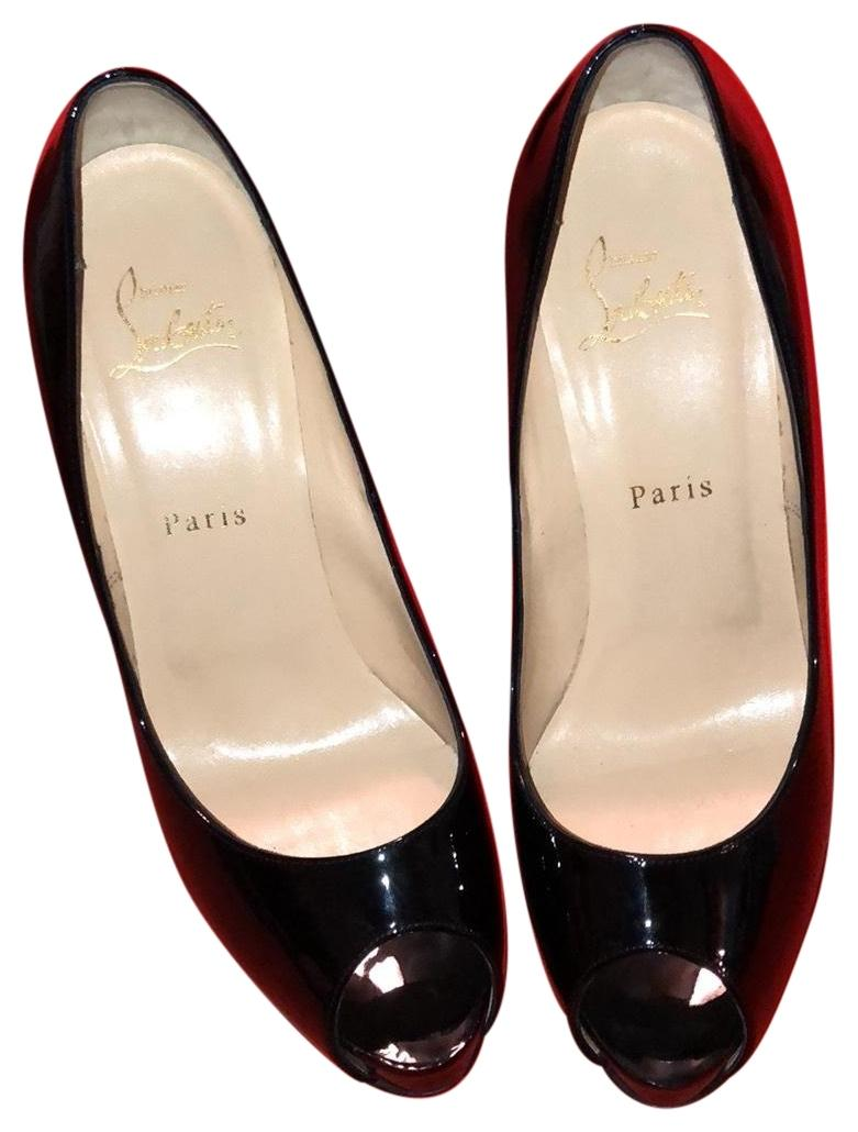 Christian Louboutin Black Pumps Size EU 39 (Approx. US 9) Regular (M, B)