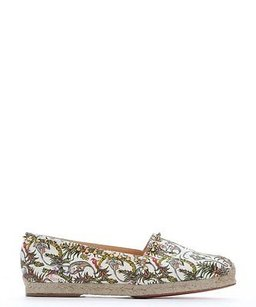 Christian Louboutin Ares Flat Multi-Color Flats