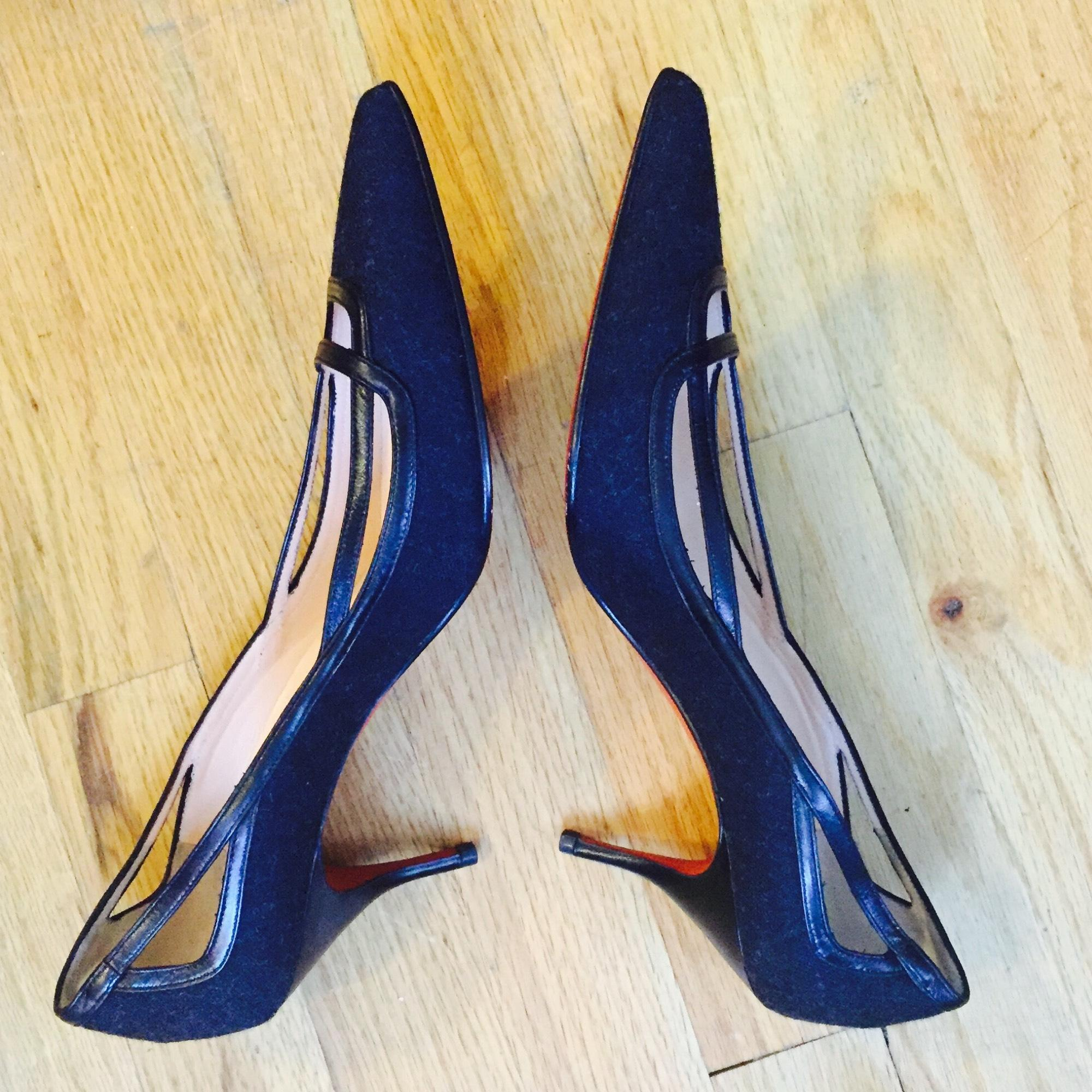 3b565892bbee ... best price womens christian louboutin shoes up to 90 off at tradesy  28cf5 0cb18