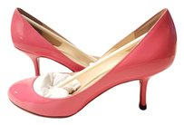 Christian Louboutin Heels Patent Leather Pink Pumps