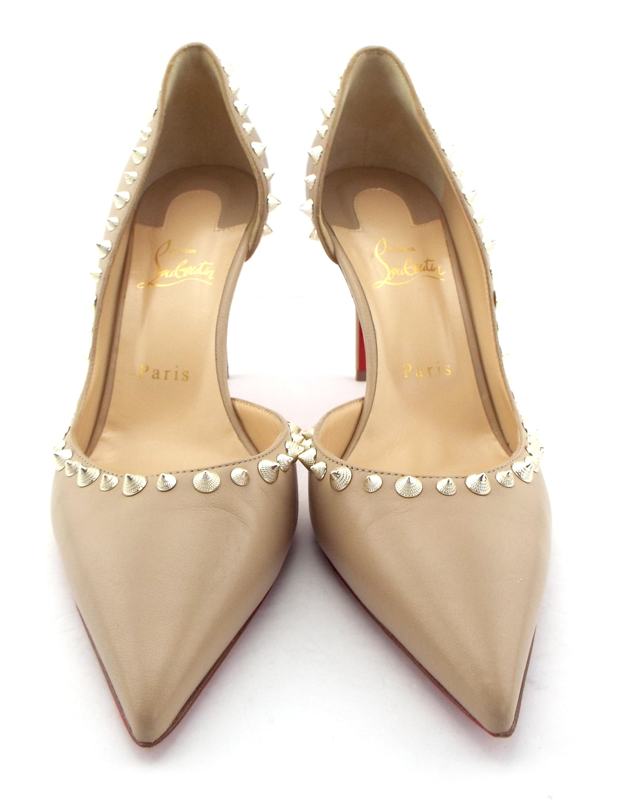 check out e3bb5 63d4e order christian louboutin gloriana ballet flats for rent ...
