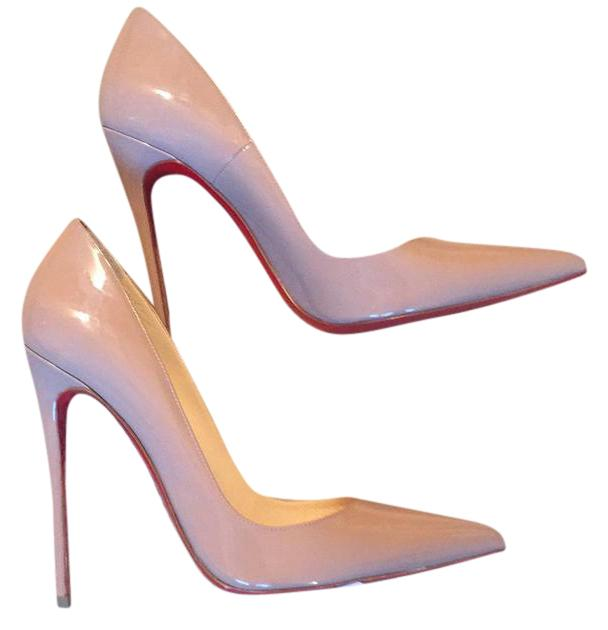 50685db65d26 Christian Christian Christian Louboutin Nuede So Kate 120 Patent Leather Pumps  Size US 8 Regular (M