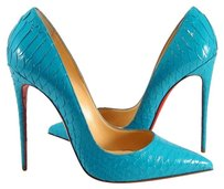 Christian Louboutin Pacific blue Pumps