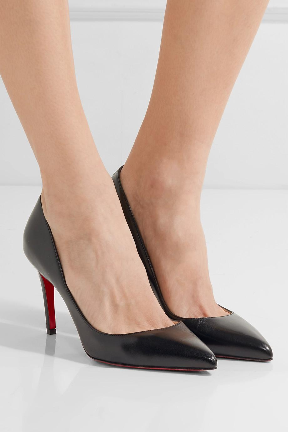 christian louboutin pigalle 85 mm black