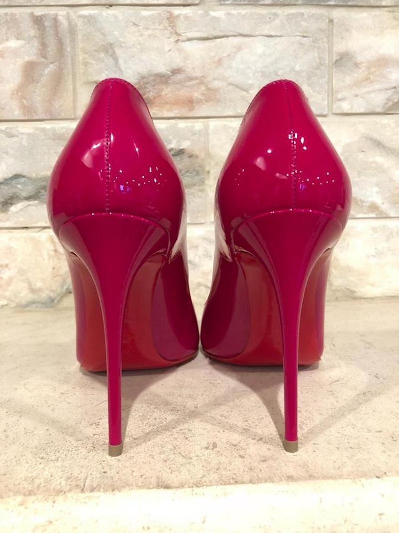 christian louboutin pigalle follies 100 rose