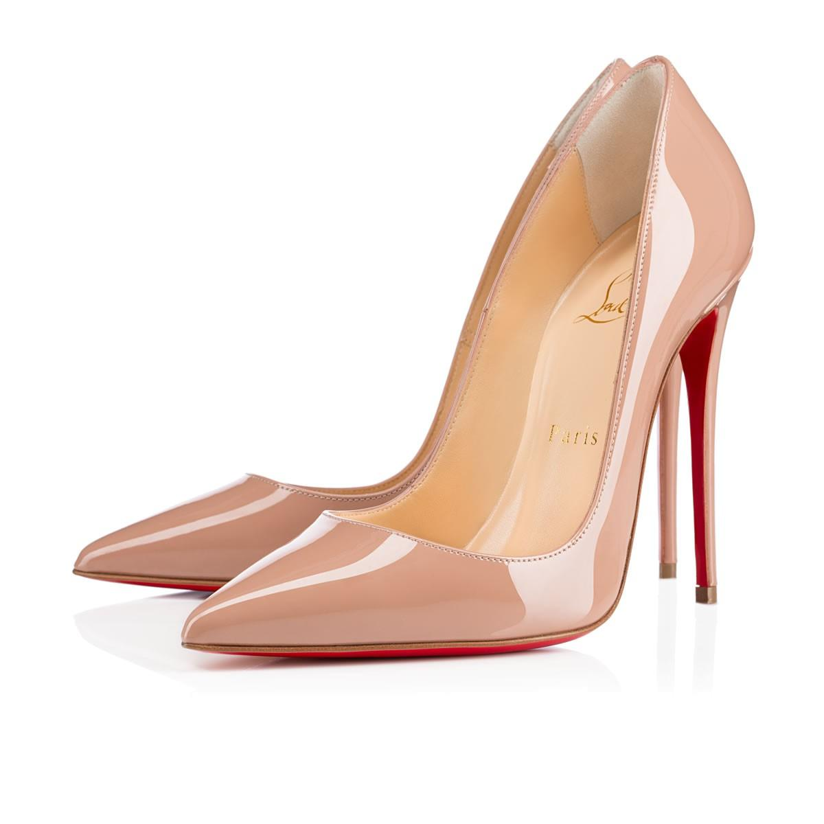 0073864e5 christian louboutin black red bottom heels blue christian louboutin ...