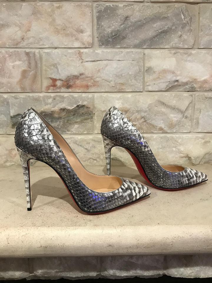christian louboutin pigalle follies snakeskin pumps
