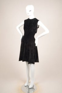 Christian Siriano Black Dress