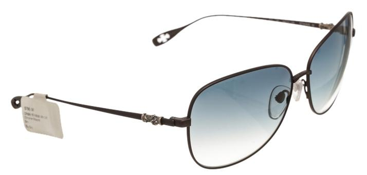 Brown and Blue Stains III Sunglasses NEW