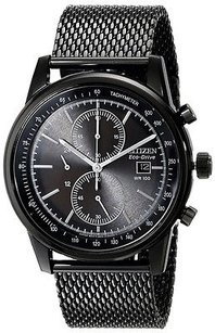 Citizen Citizen Eco-drive Mesh Chronograph Mens Watch Ca0338-57e