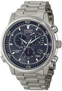 Citizen Citizen Eco-drive Nighthawk A-t Chronograph Mens Watch At4110-55e