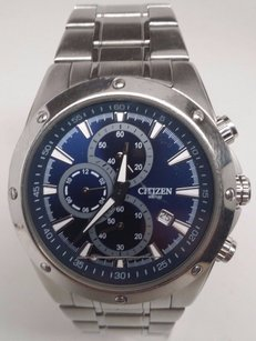 Citizen Citizen Mens Watch Chronograph Quartz Stainless An3530-52l