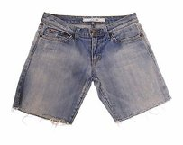 Citizens of Humanity Joes Denim Cut Off 27 210474aj Shorts Medium Blue