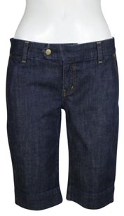 Citizens of Humanity Womens Shorts Blue