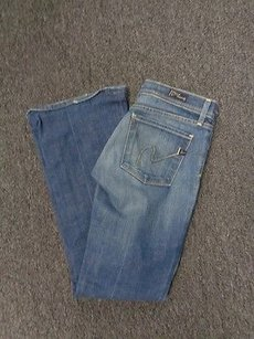 Citizens of Humanity Stretch Low Waist Flair Wash Sma3466 Flare Leg Jeans