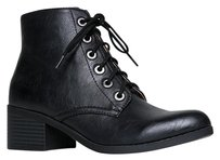 City Classified Closed-toe Black Boots