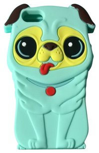 Claire's Iphone 5/5s Silicone Puppy Case