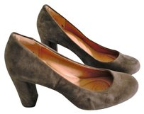 Clarks Brown Pumps