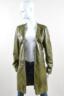 Claude Montana Vintage Green Jacket